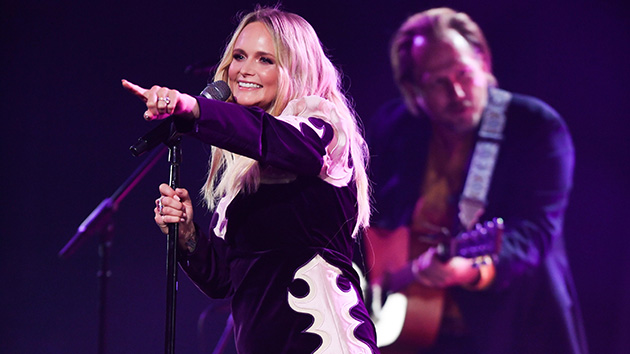 """Miranda Lambert to perform three shows in Texas in April: """"We're doing this safely and right"""""""