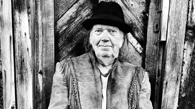 'Johnny's Island': Neil Young announces plans to release long-lost album he recorded in 1982