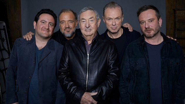 Nick Mason's Saucerful of Secrets postpones 2021 European tour until next year