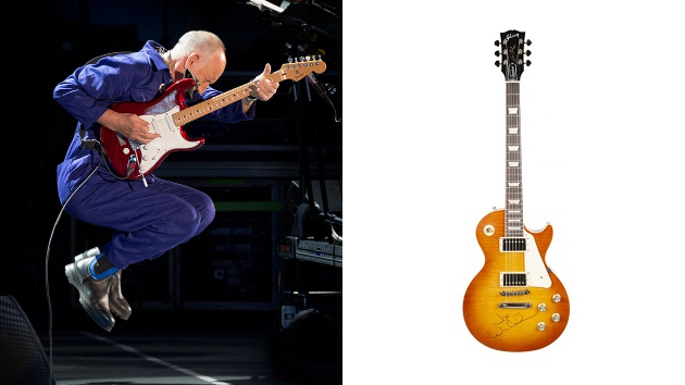 Collectible items from Pete Townshend, Joe Walsh, Madonna & more sold at MusiCares charity auction