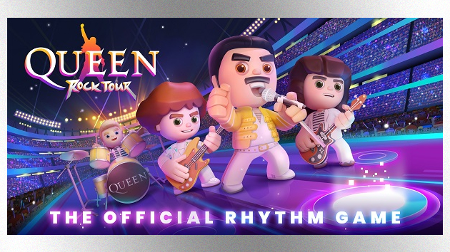 """Play the Game""! Queen introduces its first official mobile video game"