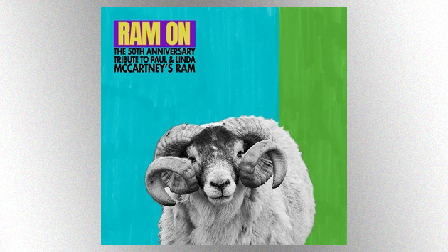 Tribute to Paul McCartney's 'Ram' album, featuring ex-Wings drummer Denny Seiwell & others, arriving in May