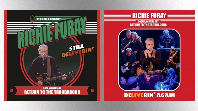 """Album documenting Richie Furay's 2018 performance of Poco's 'DeLIVErin"""" released digitally today"""
