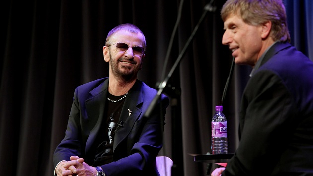 Ringo Starr to be featured in online Grammy Museum presentation that includes virtual exhibit, new interview
