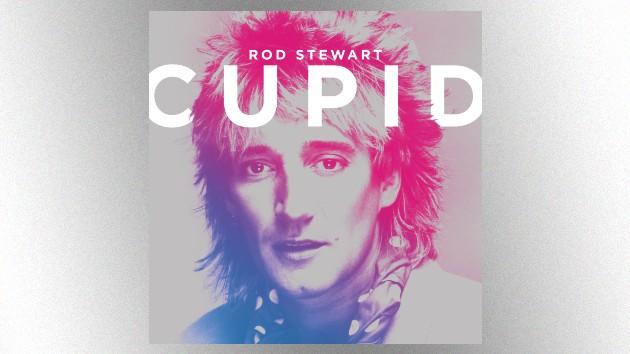 "Rod Stewart to release digital ""Cupid"" playlist for Valentine's Day"