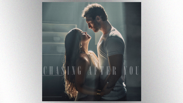 """Chasing After You"" is the latest chapter in the love story between Ryan Hurd and Maren Morris"