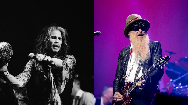 Watch Steven Tyler and Billy Gibbons perform early Fleetwood Mac gem at 2020 Peter Green tribute concert