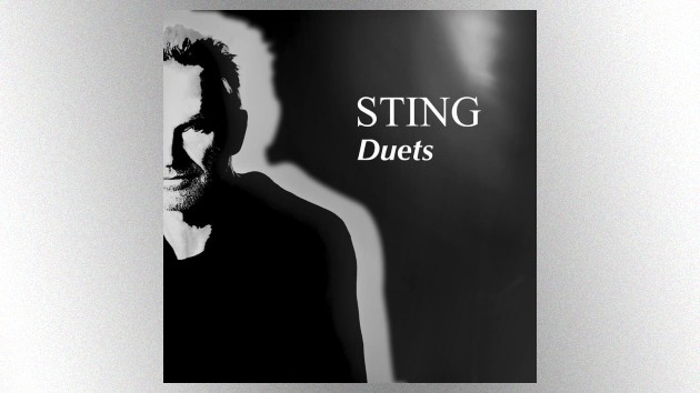 Sting launches new 'Duets' interactive timeline, books 'Good Morning America' appearance