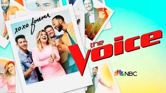 "'The Voice' returns for its 20th season with Kelly, John, Blake & Nick Jonas, who's ""here to win"""
