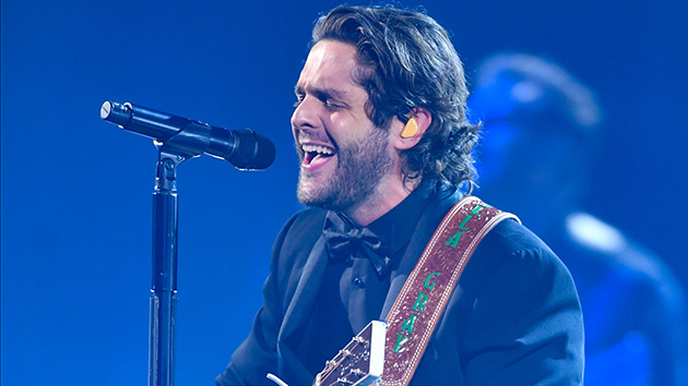 """See ya soon, Texas!"": Thomas Rhett performing three nights at Billy Bob's"