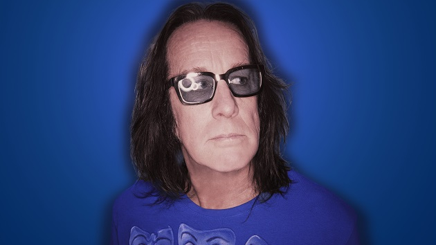 """Todd Rundgren launching """"Clearly Human"""" virtual tour on Sunday; doesn't care about Rock Hall nomination"""