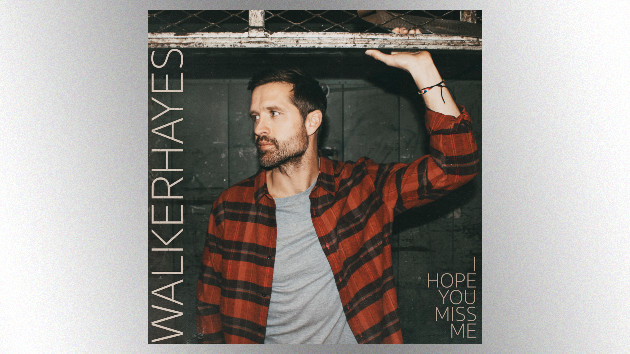 """I Hope You Miss Me"": Walker Hayes' new song is a bittersweet tale of letting go"