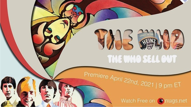 New documentary about The Who's 'Sell Out' album to be livestreamed before deluxe reissue's release