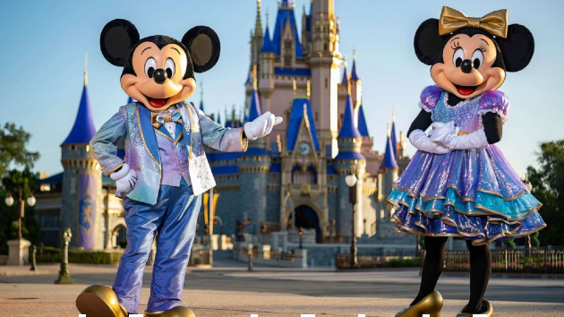 Walt Disney World to celebrate 50th anniversary with 18-month-long event