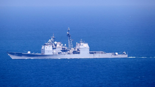 Two US Navy ships in Middle East facing COVID-19 outbreaks