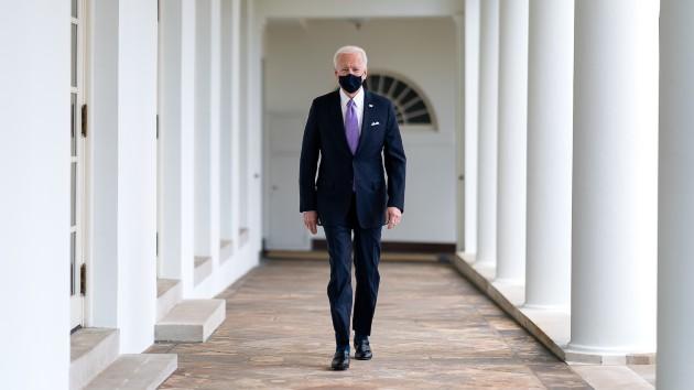 Biden's first 100 days live updates: Biden weighs in on impeachment trial