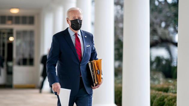 Biden's first 100 days live updates: 9/11-type commission to investigate insurrection