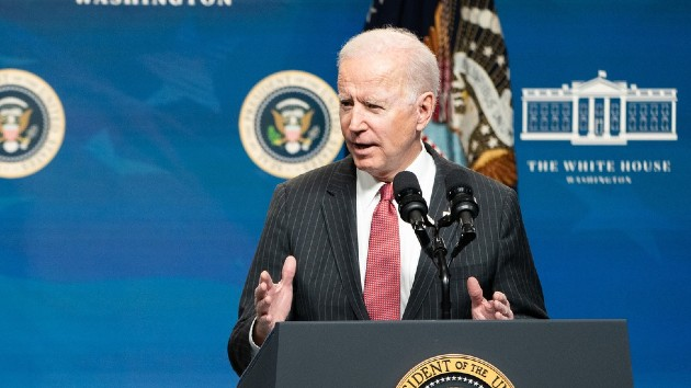 Biden's first 100 days live updates: Biden says 'no time to waste' on COVID relief bill