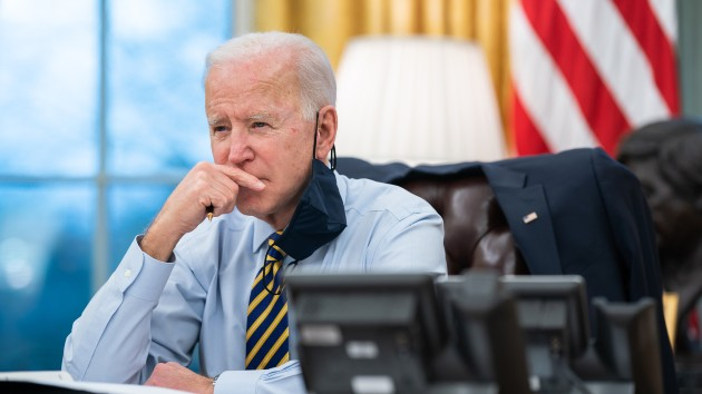 Biden's first 100 days updates: Biden agrees to narrow direct payment eligibility