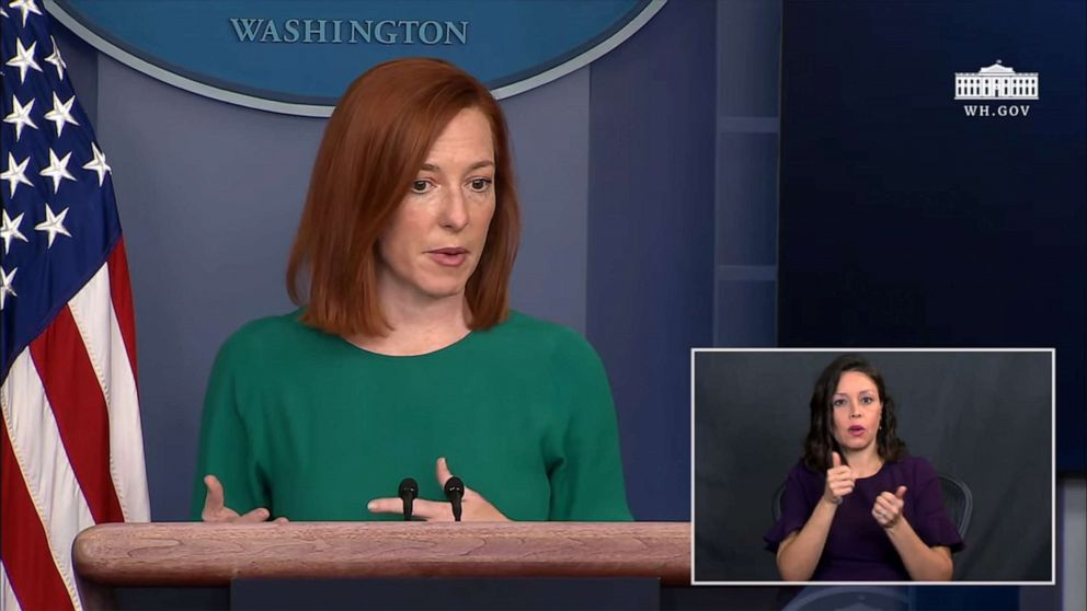 White House ASL interpreter under scrutiny for right-wing ties