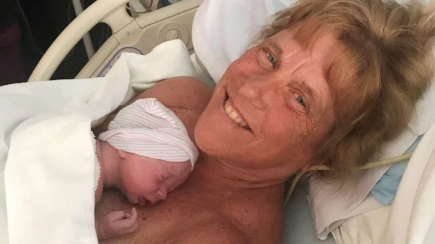 Doctors explain how a 57-year-old woman had a successful pregnancy and birth
