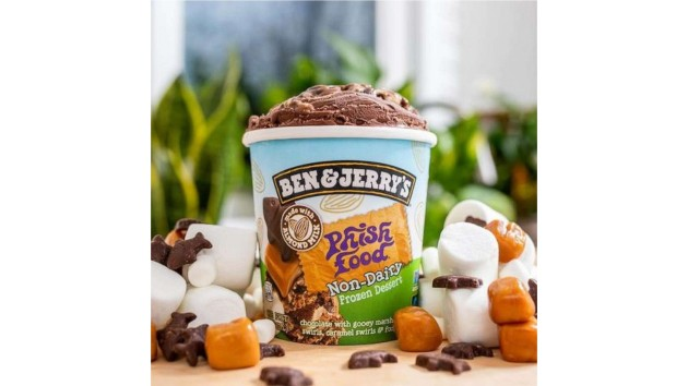 Ben & Jerry's churns up dairy-free Phish Food for vegan dessert fans