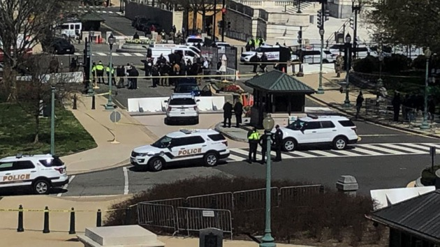 Suspect identified in killing of officer at US Capitol barricade: Sources