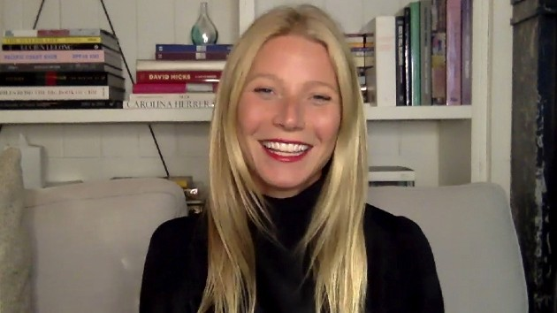 Gwyneth Paltrow's morning routine hilariously trolled by daughter Apple