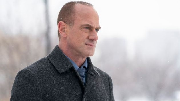 Christopher Meloni's return locked up big ratings for 'Law & Order'