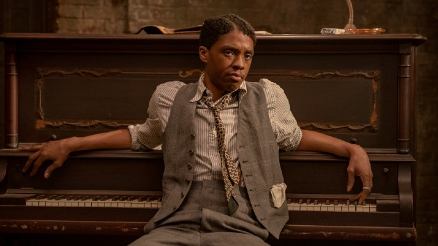 Chadwick Boseman wins fourth posthumous award for 'Ma Rainey's Black Bottom'
