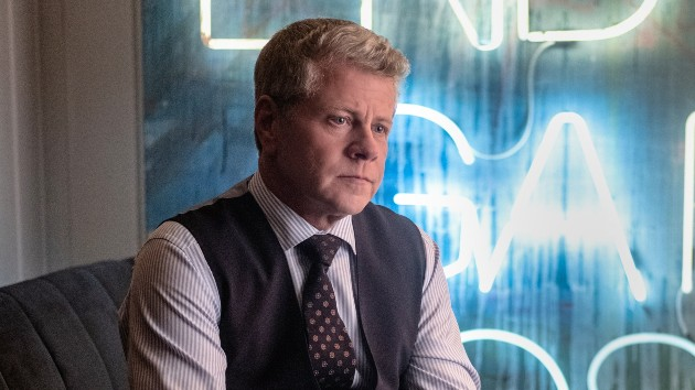Michael Cudlitz on getting to know his character, and escaping COVID, with 'Clarice'