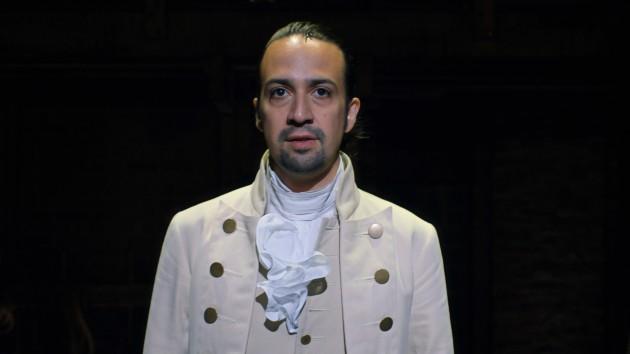 "Lin-Manuel Miranda on his hopes for the ""legacy"" of 'Hamilton' on Disney+"