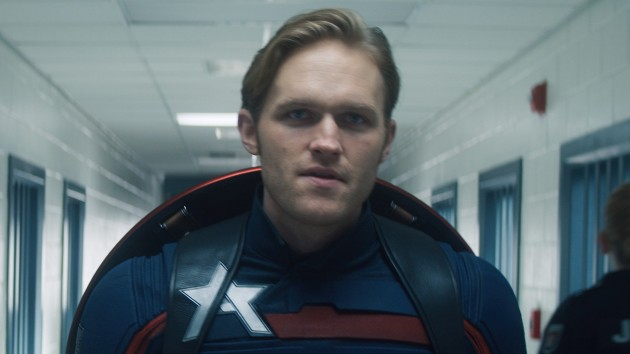 "Wyatt Russell admits ""trepidation"" playing the new Captain America in 'The Falcon and the Winter Soldier'"