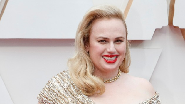 """I feel in a really good place"" says Rebel Wilson post-breakup"