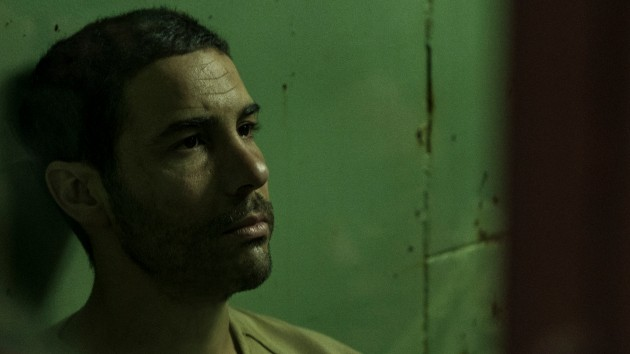 'The Mauritanian' lead Tahar Rahim's not getting too caught up in awards buzz