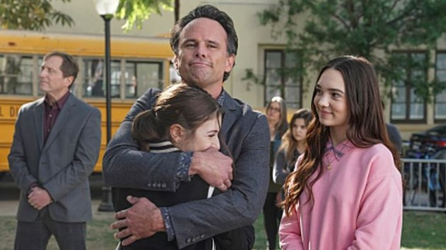 Walton Goggins on playing against type as a grieving dad, in CBS' hit 'The Unicorn'