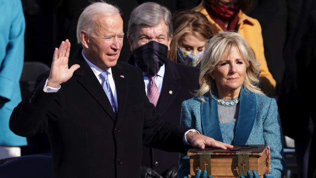Biden inauguration live updates: Biden takes over at White House