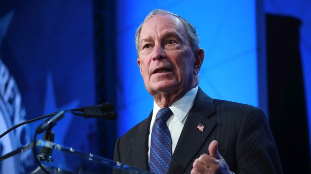 COVID recovery provides 'once-in-a-lifetime opportunity' to combat climate change: Mike Bloomberg