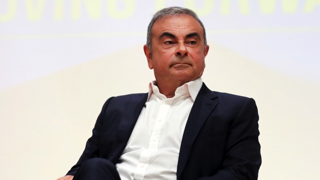 Americans accused of helping Carlos Ghosn escape arrive in Japan after extradition