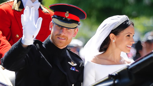 Prince Harry, Meghan were not married before public wedding, archbishop confirms