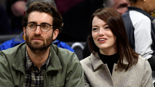 Report: Emma Stone gives birth to a baby girl