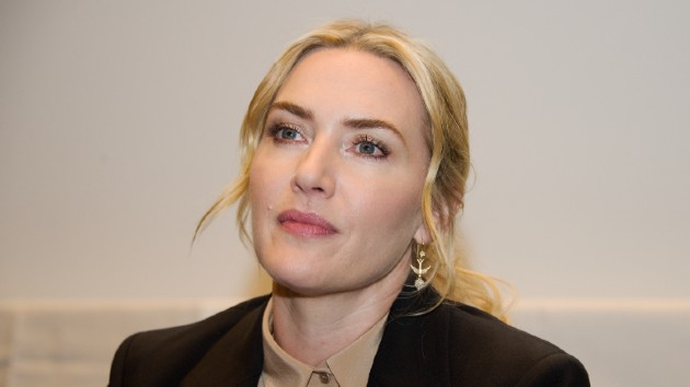 """Kate Winslet claims there are """"at least 4 actors"""" who are afraid to publicly embrace their sexuality"""
