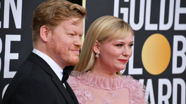 Kirsten Dunst announces pregnancy by gracing the cover of 'W' magazine