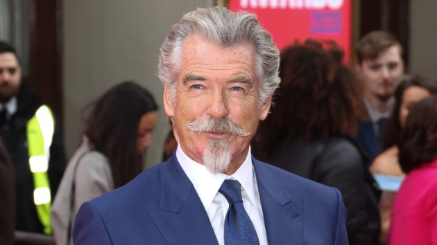 "Pierce Brosnan joins Dwayne ""The Rock"" Johnson as Dr. Fate in the superhero flick 'Black Adam'"