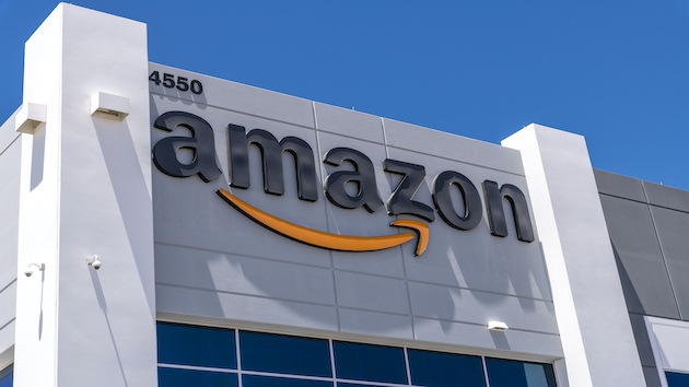 Thousands of Amazon workers falsely told they tested positive for COVID