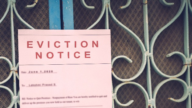 CDC extends eviction moratorium until late June