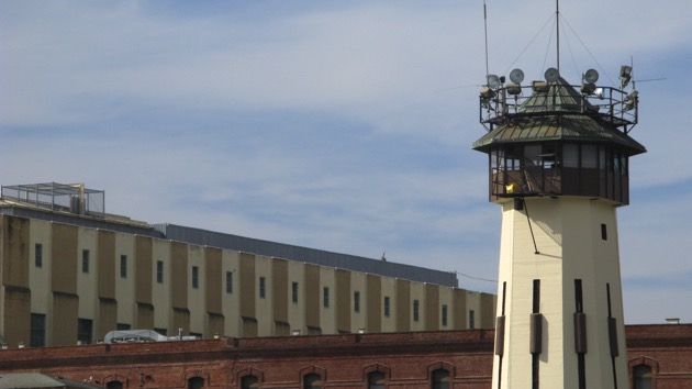 One in three state prisoners tested positive for COVID-19, report says