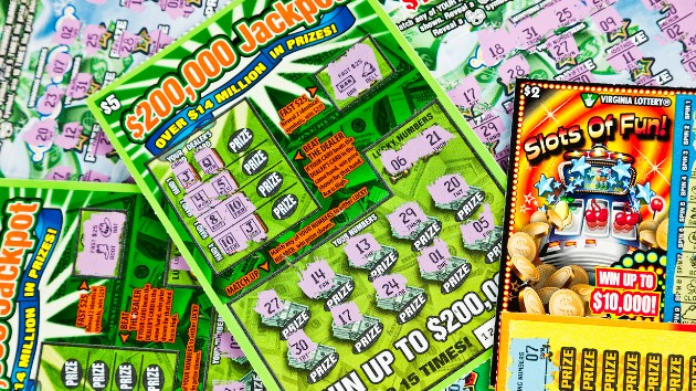 Man wins lottery for the sixth time with $250,000 jackpot prize