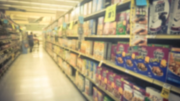 You're not going Grape-Nuts, there's just a product shortage