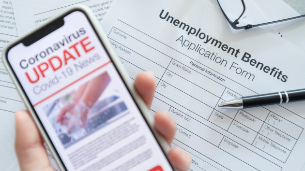 Another 779,000 Americans filed for unemployment insurance last week